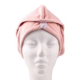 Sleeke Microfibre Hair Wrap -  Baby Pink