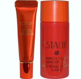 ASTALIFT- Nurturing Eye Cream 7g and ASTALIFT -Make up Remover Oil 30ml