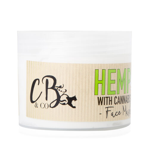 CB&CO: Hemp Face Mask - 100ml