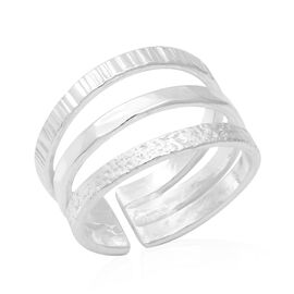 Adjustable Ring in Sterling Silver 5.80 Grams