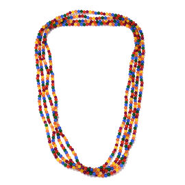 Epic Day Deal-Quartsite Beads Necklace (Size 100) 251.250 Ct.