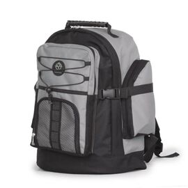 High Quality Backpack (Size 43x29x16cm) with Adjustable Padded Shoulder Strap, Side Mesh Pocket and