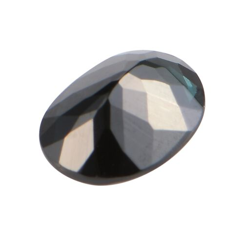 AA Indicolite Oval 9x7 Faceted 1.64 Cts