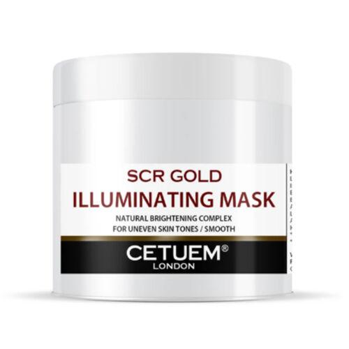 Cetuem: SCR Gold Illuminating Mask - 50ml
