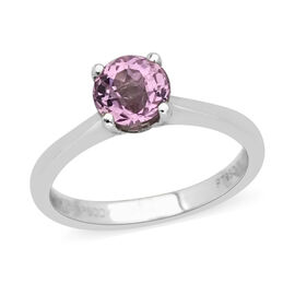 Rhapsody Kunzite (1.00 Ct) 950 Platinum Ring  1.000  Ct.