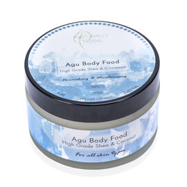 Naturally Tribal: AGU Mens Body Food - 200g