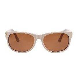 DOD- Loopies Wayfarer Polarized Folding Sunglasses in  Champagne