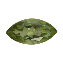 AA Peridot Marquee 12x6 Faceted 1.43 Cts