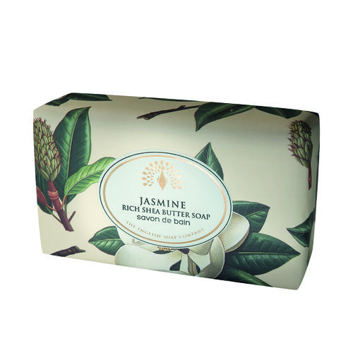 The English Soap Company: Vintage Christmas Wrapped Soap Collect ion - English Lavender, Jasmine and Lily of the Valley (3 x 200g)