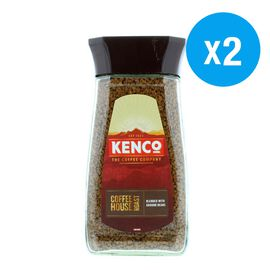 Kenco: Instant Roast Coffee - 190g (Set of 2)