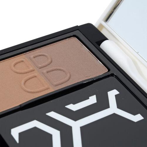 Beautiful Brows: Brow & Lash Tox & Tube Mascara & Nano Kit - Light Brown