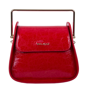 Bulaggi Collection Valentine Retro Handbag in Red