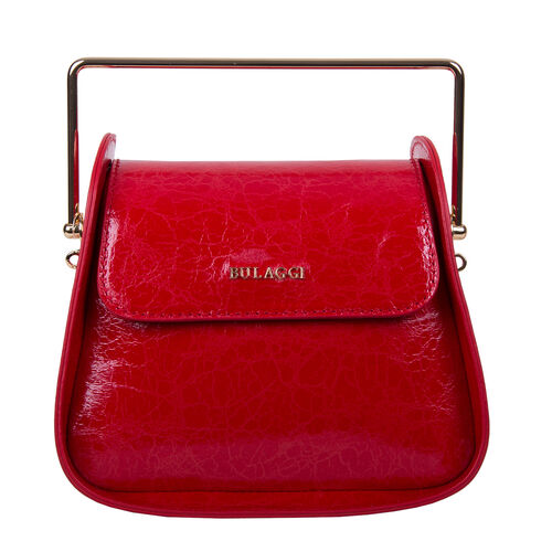 Bulaggi Collection Valentine Retro Handbag in Red