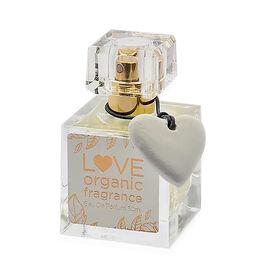Love Organics: Oud & Vetiver Eau De Parfum - 30ml