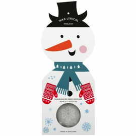 WAX LYRICAL Christmas Holiday Time Reed Diffuser - Apple, Vanilla, Raspberry