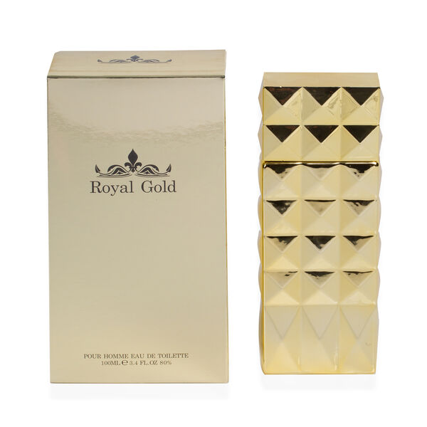 Royal Gold (Formally Momentum Gold) Eau de Toilette - 100ml