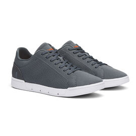 Swims Breeze Tennis Knit Women's Trainer in Grey Colour