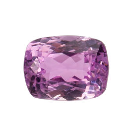 Kunzite (Cushion 16.5x13.5 Faceted 3A) 19.940 Cts