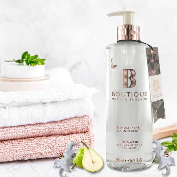 Boutique: Neroli, Pear & Gingerlily Hand Wash - 500ml