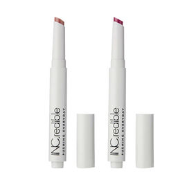 Nails Inc: Jojoba Infused Lipstick Duo - Not Right Now & Puh Lease