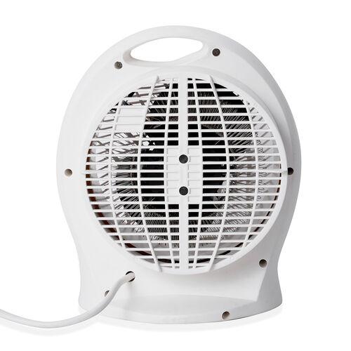 Electronic Fan Heater