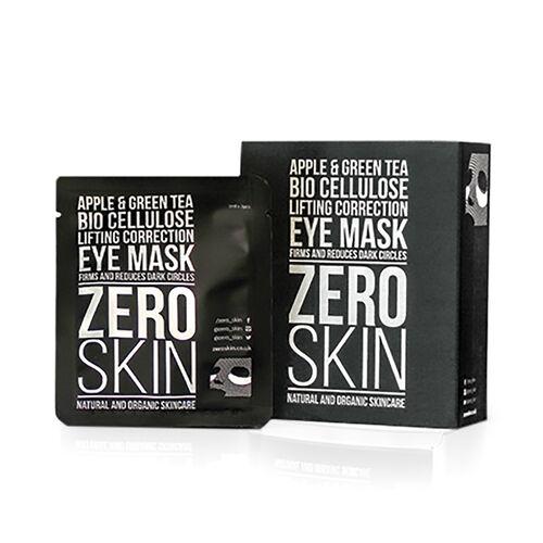 Zero Skin: Apple & Green Tea Cellulose Lifting Correction Eye Mask (x 10)