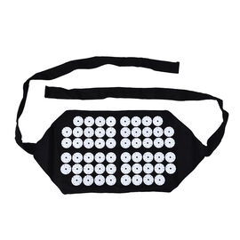 Acupressure Belt (Size 45x21cm) - Black and White
