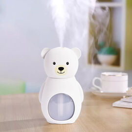 Damo Bear Humidifier in White