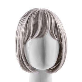 Light Grey Colour Hair Wig