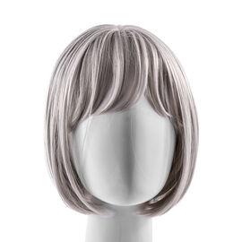 Easy Wear Wigs: Michelle - Light Grey
