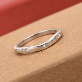 RHAPSODY 950 Platinum IGI Certified Diamond (VS/E-F) Ring