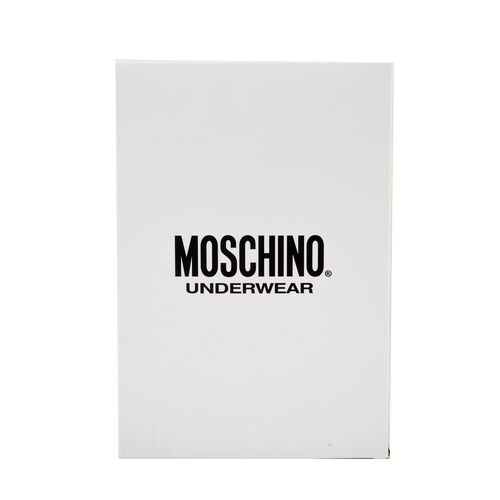MOSCHINO Two-Pack Boxers (Size XXL) - Grey