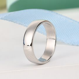 RHAPSODY 950 Platinum Band Ring, Platinum wt 6.96 Gms.