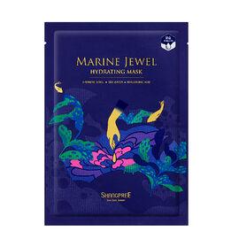 Shangpree: Marine Jewel Hydrating Mask (Set of 5 Sheet Masks)