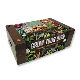 Taylors Grow Your Own - Vegetable & Seeds (250g)