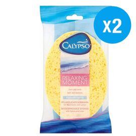 Calypso: Relaxing Moment Sponge (Pack of 2)