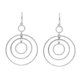 One Time Close Out Deal - Sterling Silver Chandelier Earrings