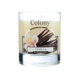 Wax Lyrical England - Vanilla Small Candle Jar - 35 Hours Burn Time