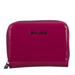Bulaggi Collection - Acacia Small Wallet with Zipper Closure (Size 12x09x02 cm) - Fuchsia
