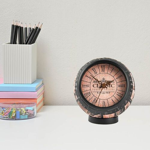 Pintoo Forever Lasting 3D Puzzle Clock with 145 Puzzle Pieces (Size 10x10x10.5cm)