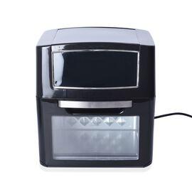 18 in 1 Multi Functional Digital 12 Litre Air Fryer Oven with Detachable Transparent Door (Size 31x2