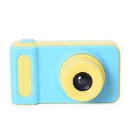 Kids Digital Camera (400mAh Rechargeable Battery, 4GB Card, Strap and USB Cable) with Inbuilt Games