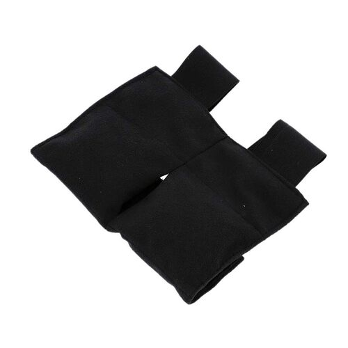 Shungite Elbow Pad (Size 20x18 Cm) - Black Colour