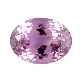 AAA Kunzite Oval 16x12 Faceted 10.66 Cts