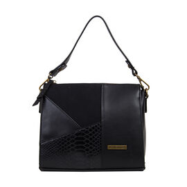 Bulaggi Collection - Livy - Cross-Body Bag With Adjustable and Removable Strap (22x21x09 cm) - Black