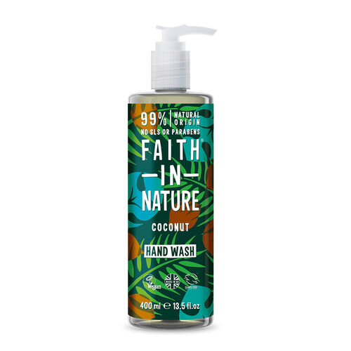 Faith In Nature: Coconut Hand Wash - 400ml