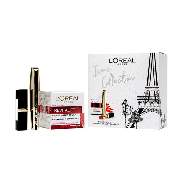 Loreal: Paris - Beauty Icons