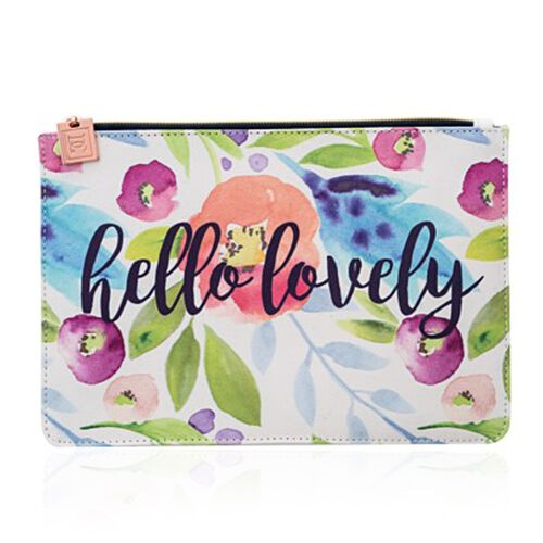 Beauty Products Hello Lovely Pouch (Size 24x16 Cm)