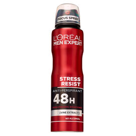 LOreal: Men Expert Stress Resist Spray Deodorant - 250ml