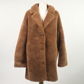 Classic Faux Fur Reversible Winter Coat (ONE SIZE up to size 18 )